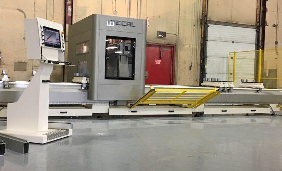 Mecal machining centre