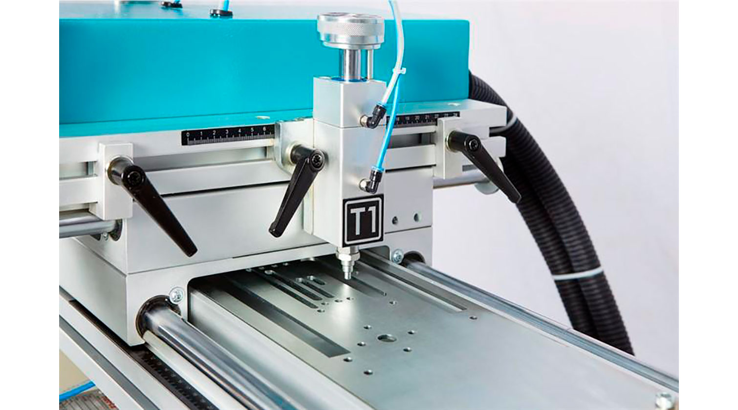 INT aluminum copy router Yilmaz CRM 250 S right tracing pin