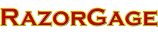 Razorgage logo