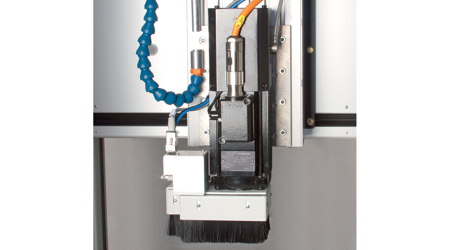 INT CNC Imes Icore FlatCom spindle