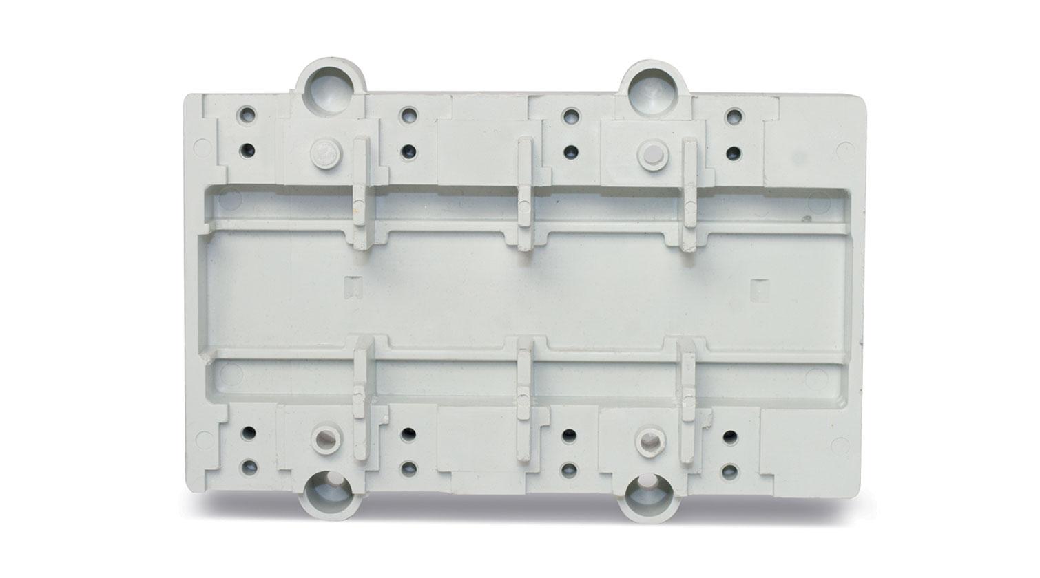 INT CNC Imes Icore GFV plastic sample