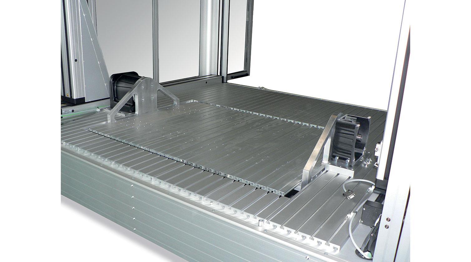 INT CNC Imes Icore GFV tilting table