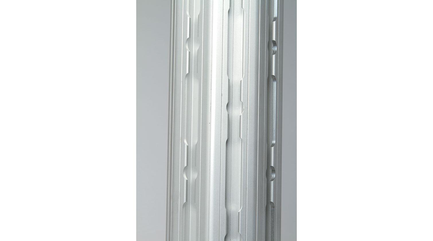 INT CNC Imes Icore GPV GPY aluminum sample