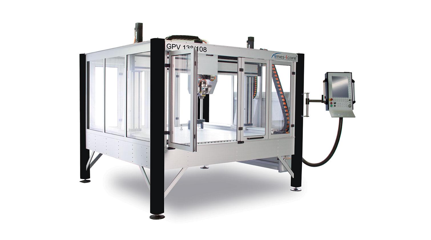 INT CNC Imes Icore GPV GPY
