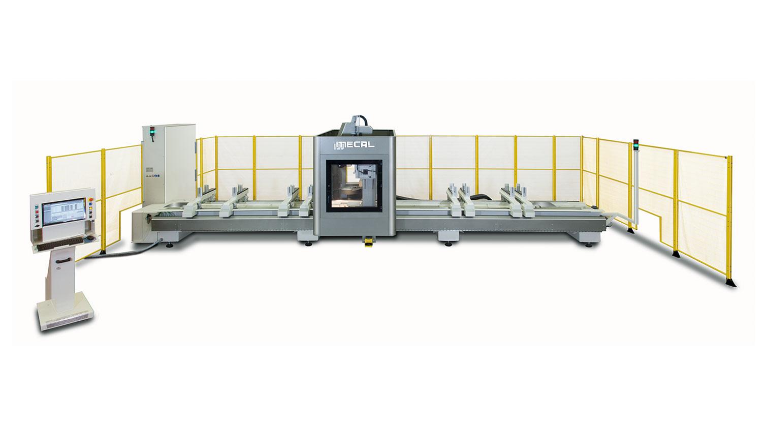 INT aluminum CNC Mecal Ariel 1