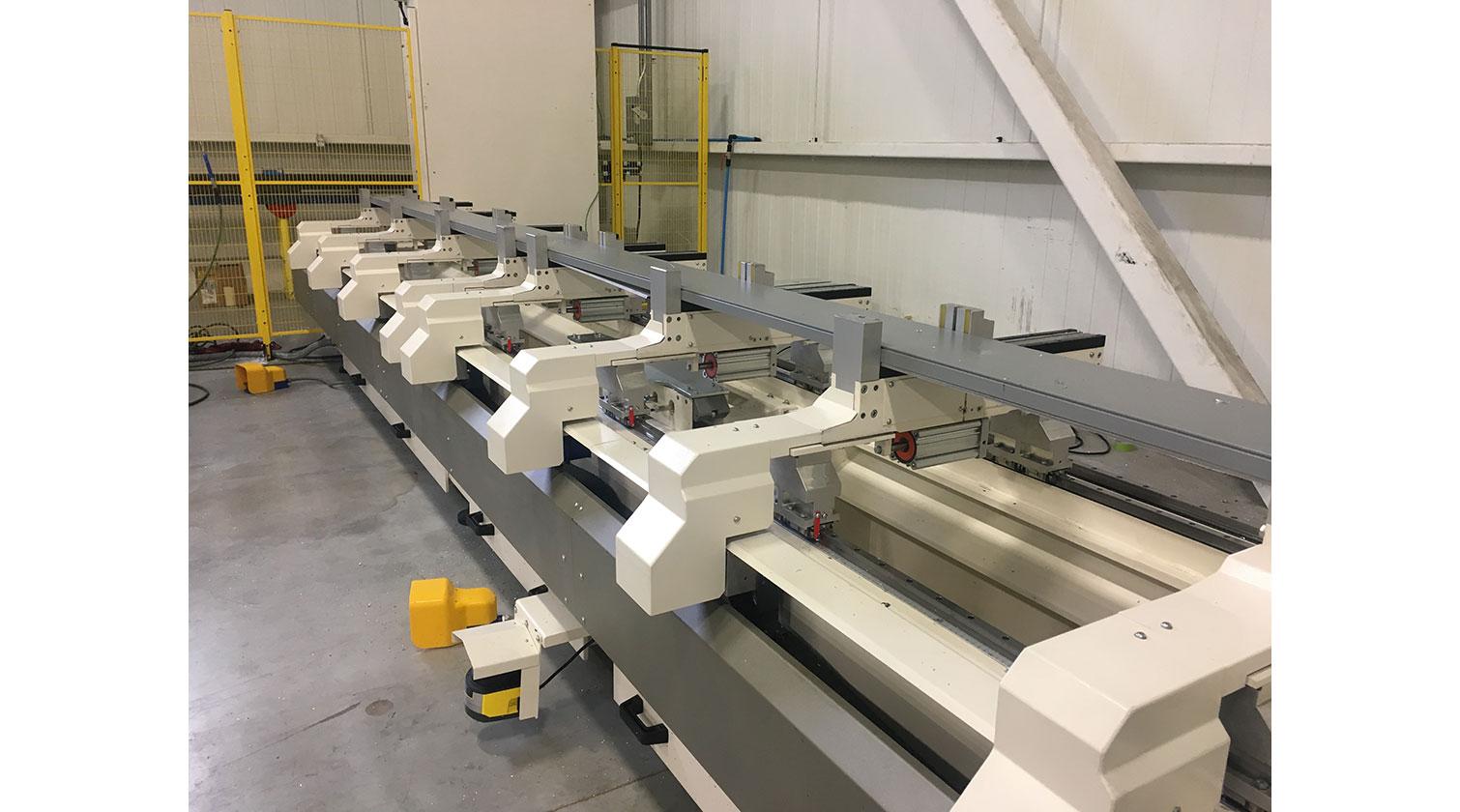 INT aluminum CNC Mecal Ariel MDT clamps 1