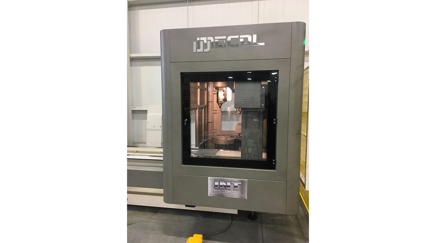 INT aluminum CNC Mecal Ariel enclosure 1