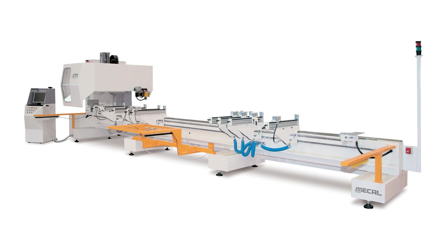 INT aluminum CNC Mecal Atlas 1