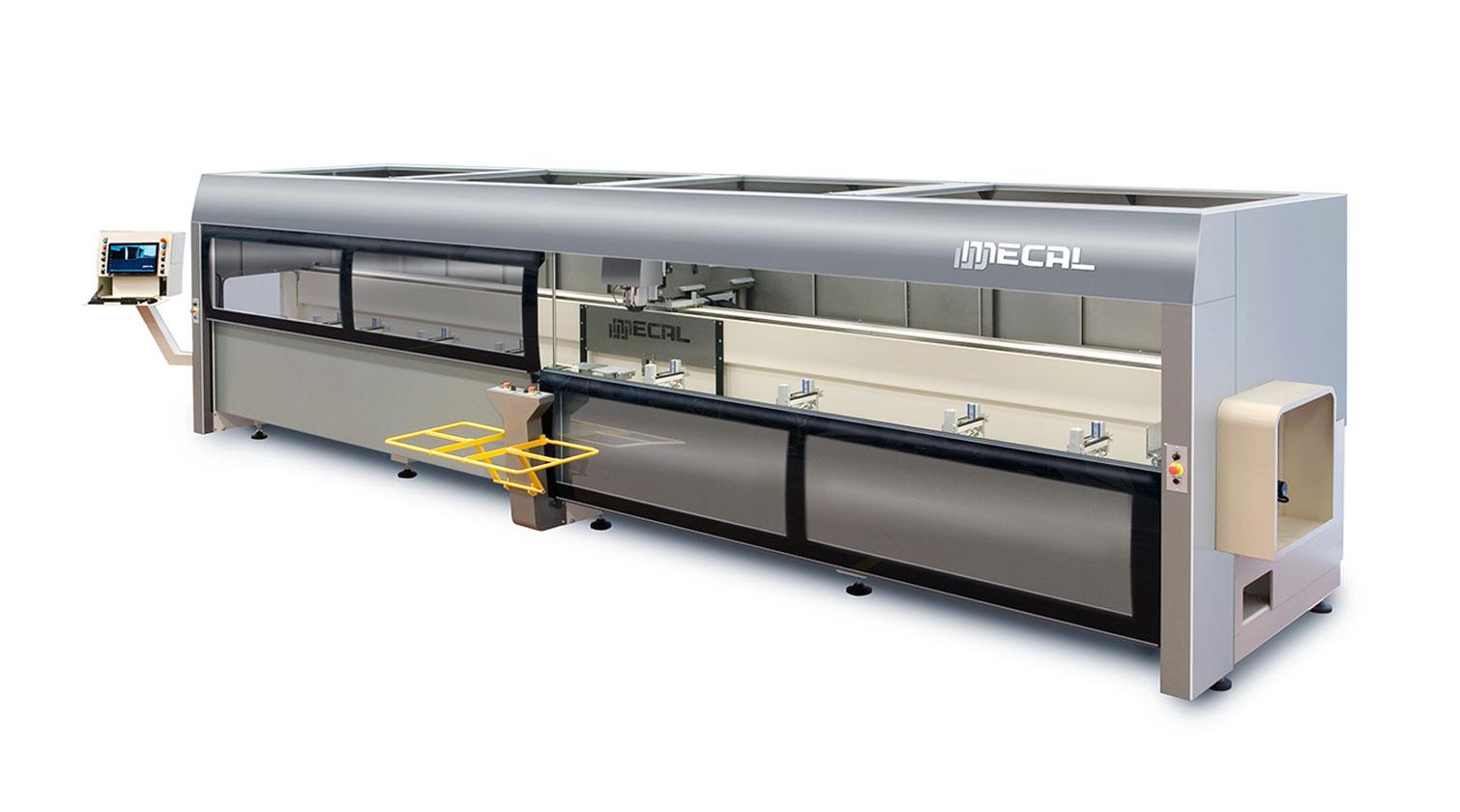 INT aluminum CNC Mecal Gianos 1