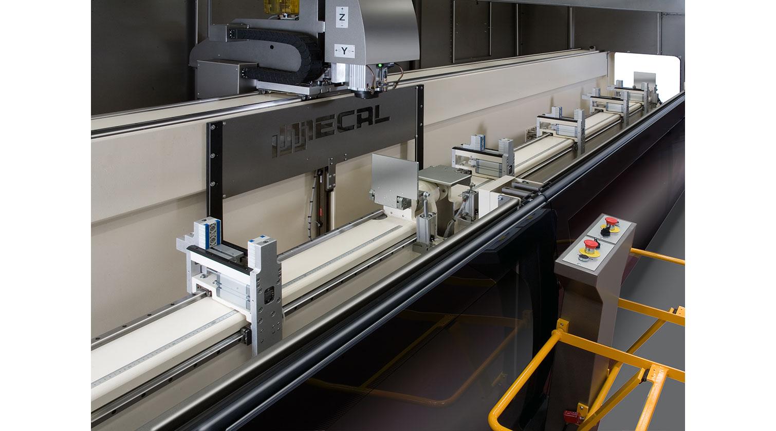 INT aluminum CNC Mecal Gianos clamps 1