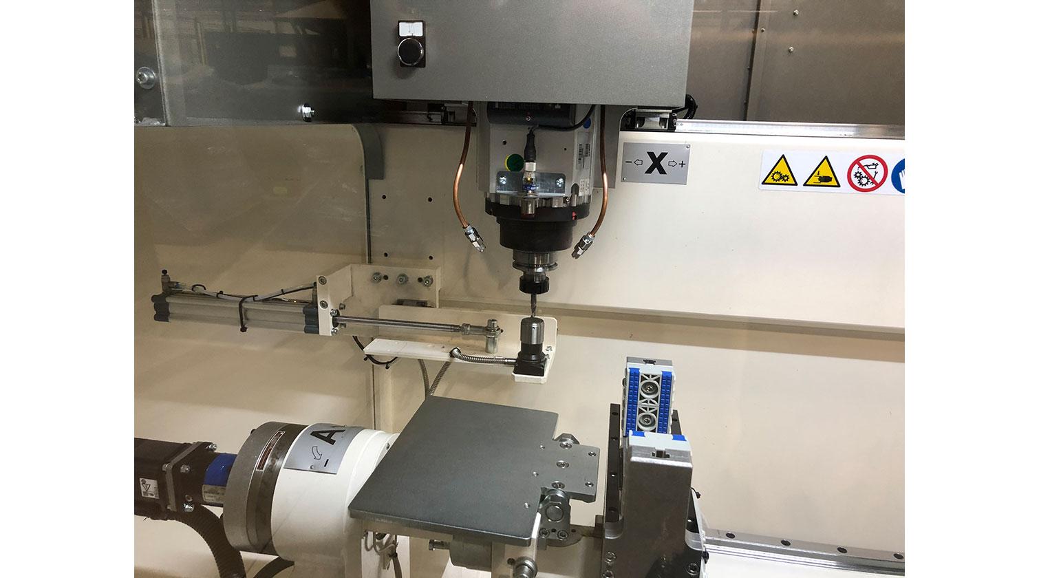 INT aluminum CNC Mecal Gianos tool length measuring probe 1