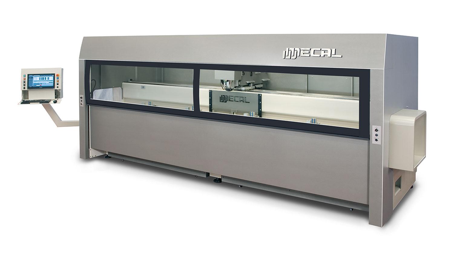 INT aluminum CNC Mecal Kosmos 1