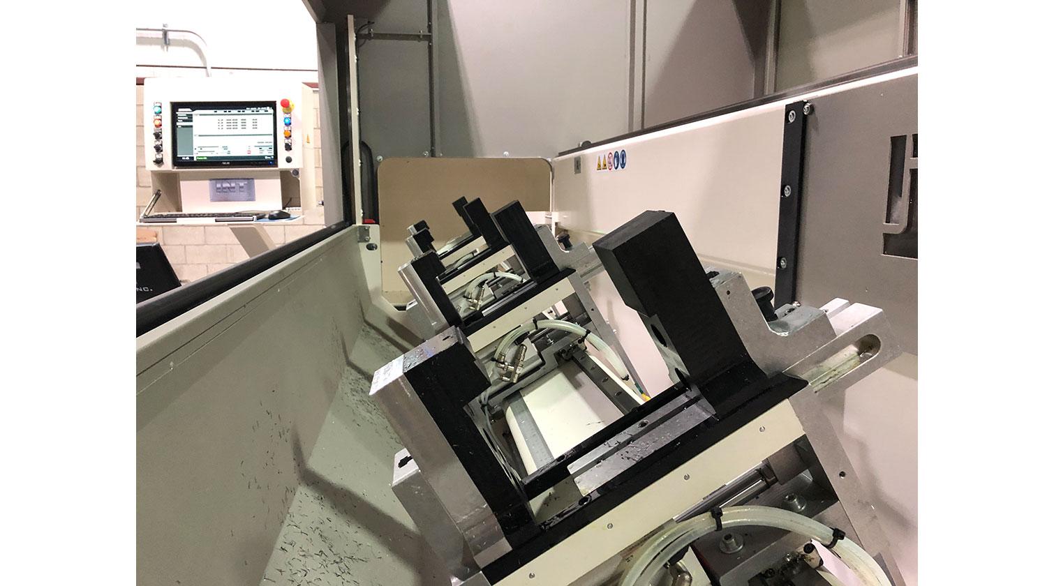 INT aluminum CNC Mecal Kosmos MMI clamps 1