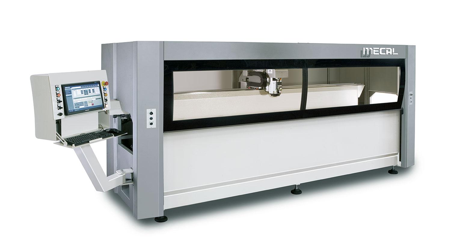 INT aluminum CNC Mecal Nike 1