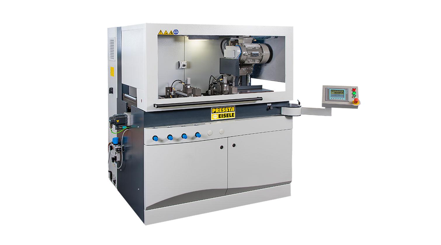 INT aluminum automatic saw Pressta Eisele Profilma 250 1