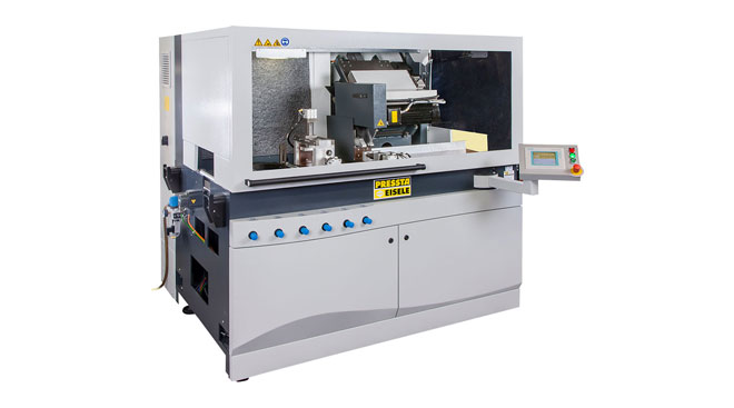 INT aluminum automatic saw Pressta Eisele Profilma 400 V Thumb