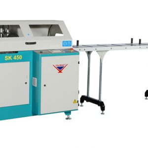 INT aluminum automatic saw Yilmaz SK 450 Thumb