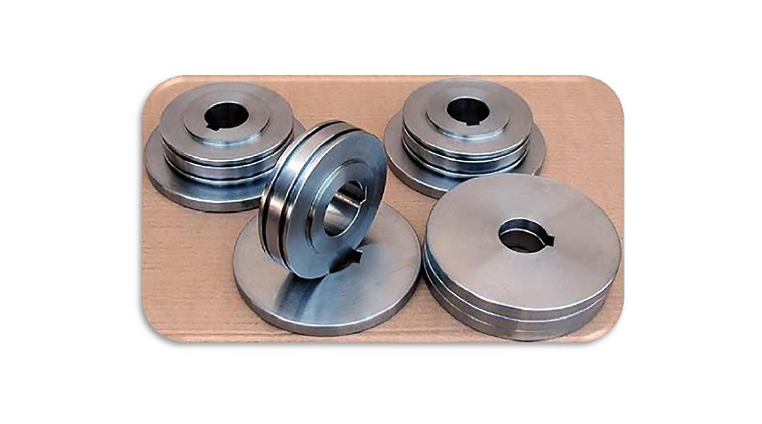 INT aluminum bending 3C Clomea steel rollers 1