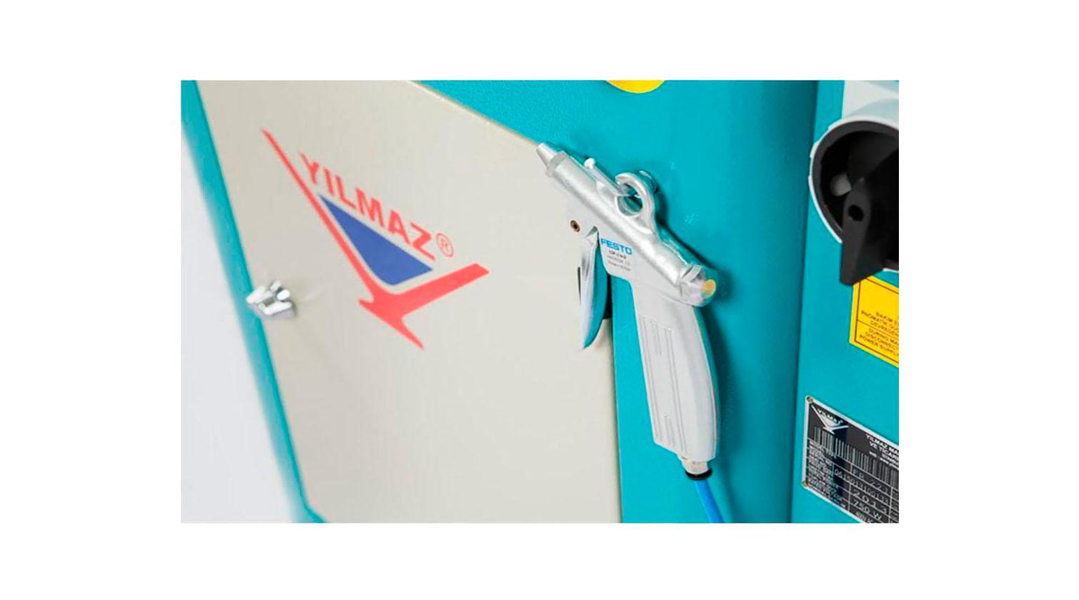 INT aluminum copy router Yilmaz FR 221 S air gun