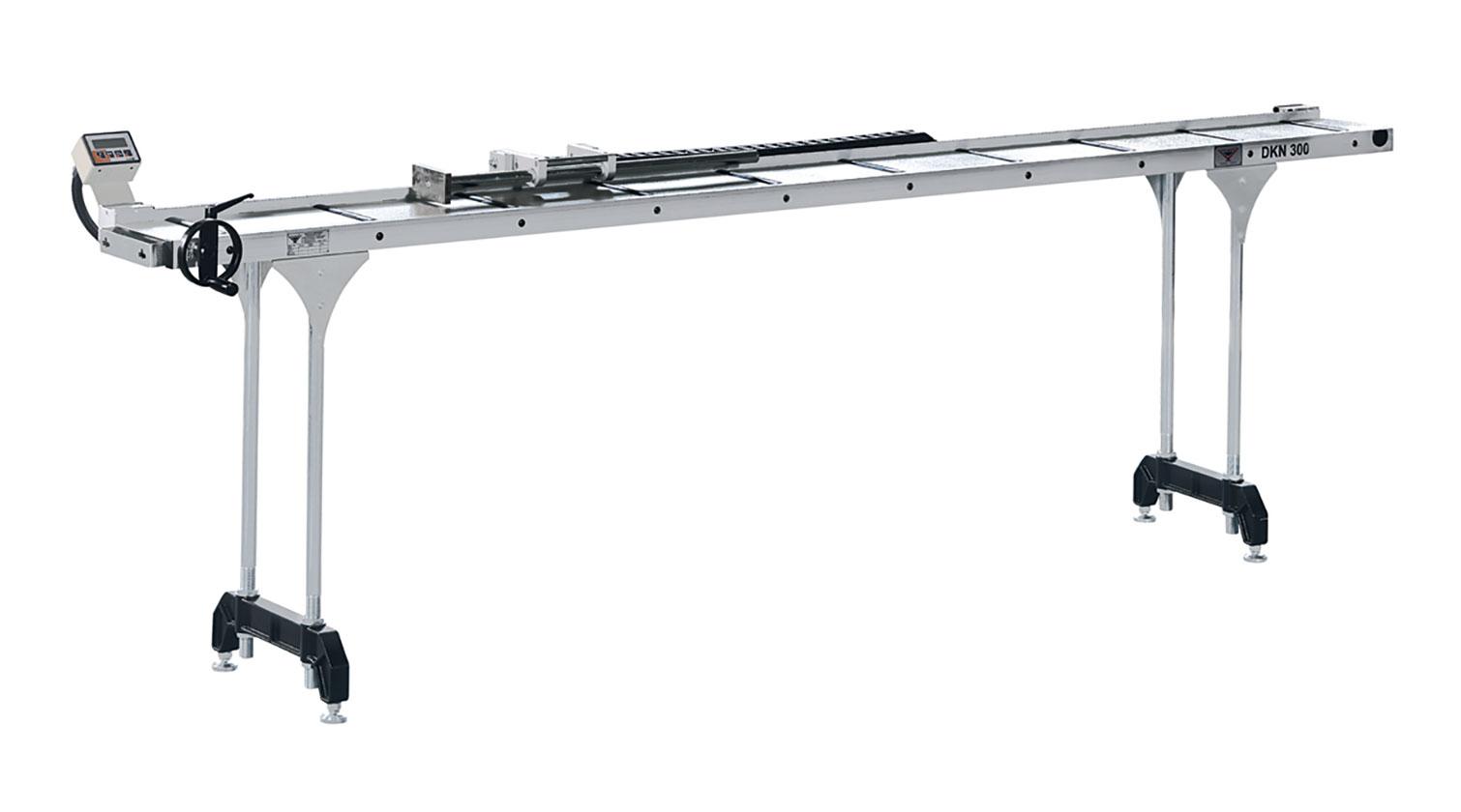 INT aluminum positioner Yilmaz DKN 300 450 600