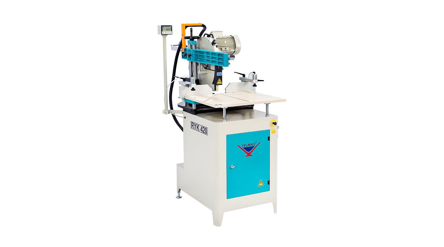 INT aluminum radial arm compound saw Yilmaz RYK 420