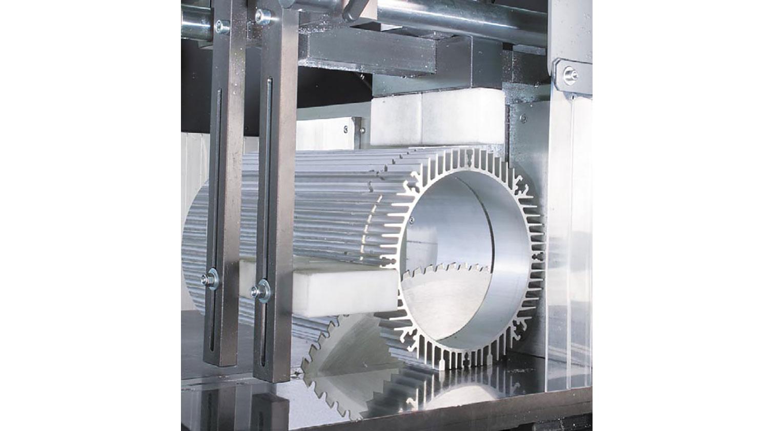 INT aluminum up cut saw Pressta Eisele GS 700 saw blade 2