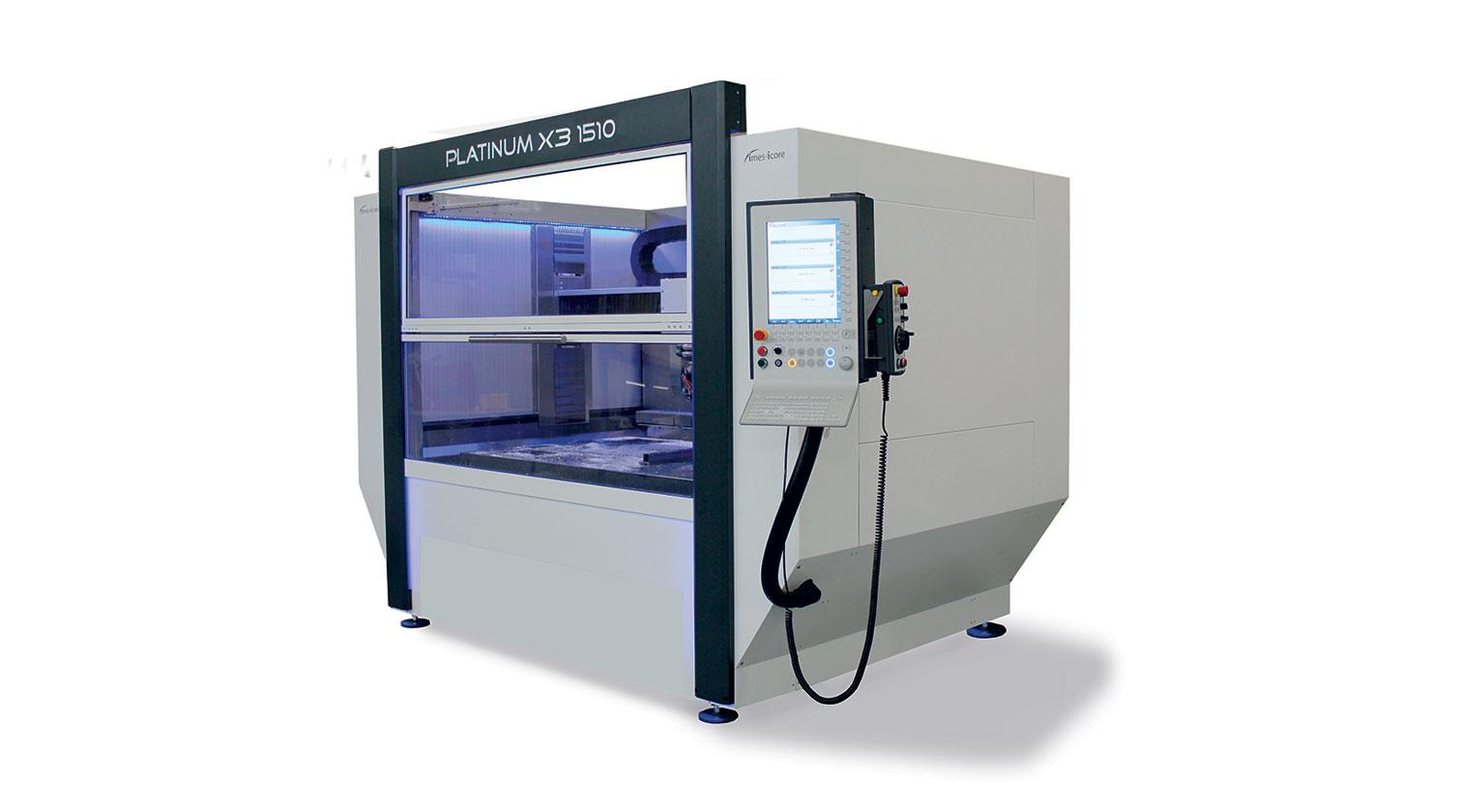 INT micro milling rapid prototyping CNC Imes Icore Platinum X3