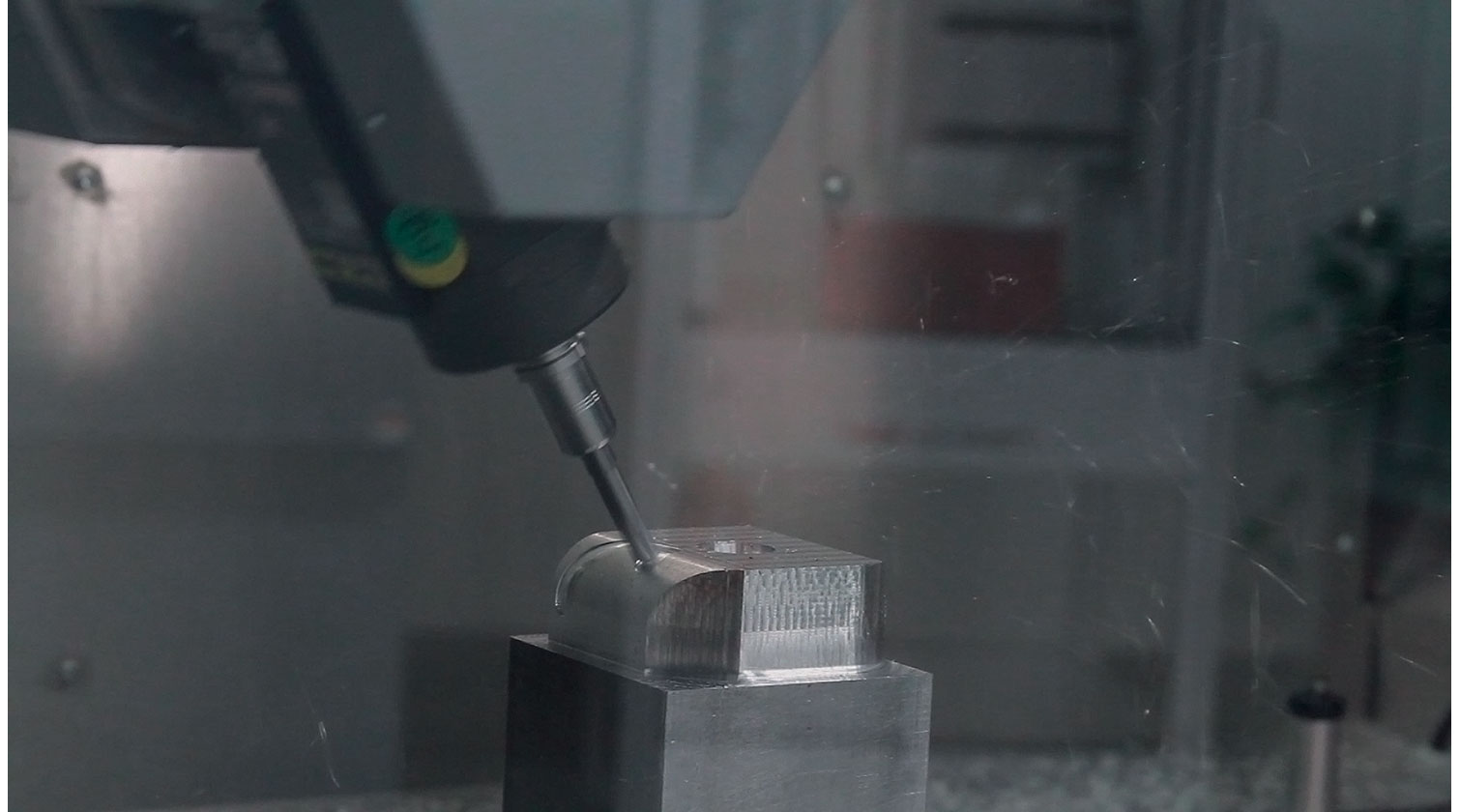 INT micro milling rapid prototyping CNC Imes Icore Platinum X5 milling