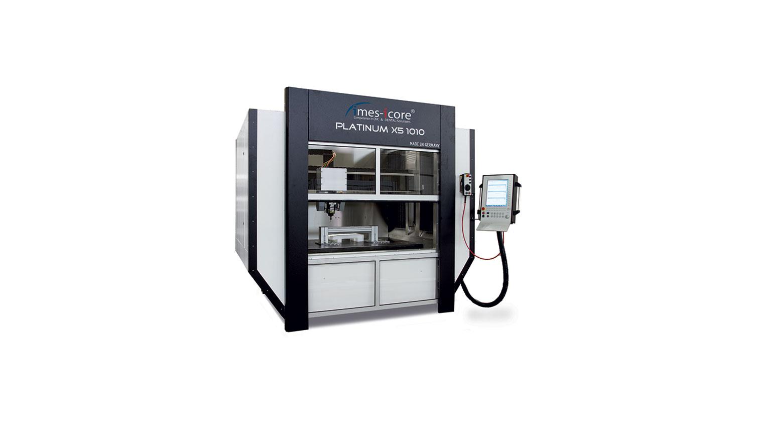 INT micro milling rapid prototyping CNC Imes Icore Platinum X5