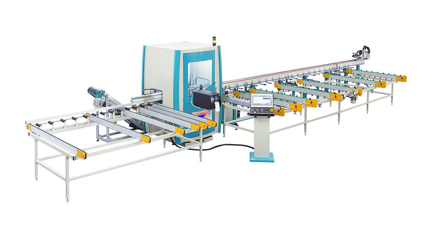 INT pvc cutting centre Yilmaz PCC 6505