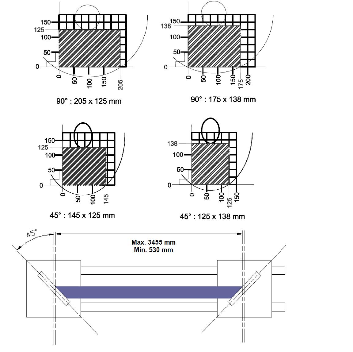 cutting diagram kd402