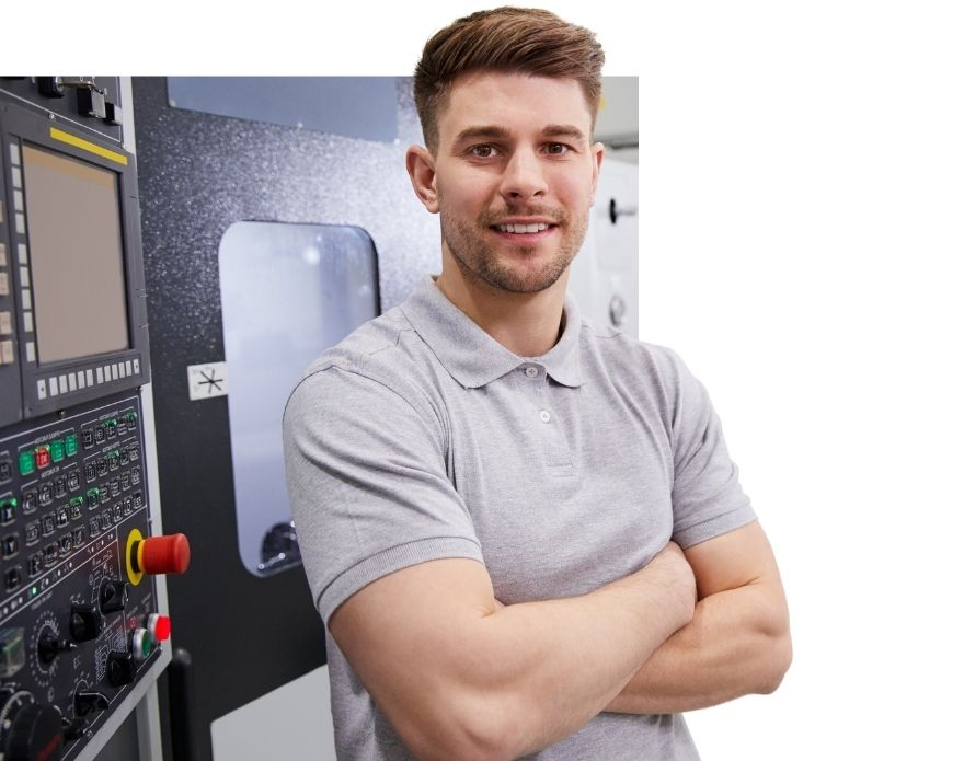 Prevention specialist for machining centres.