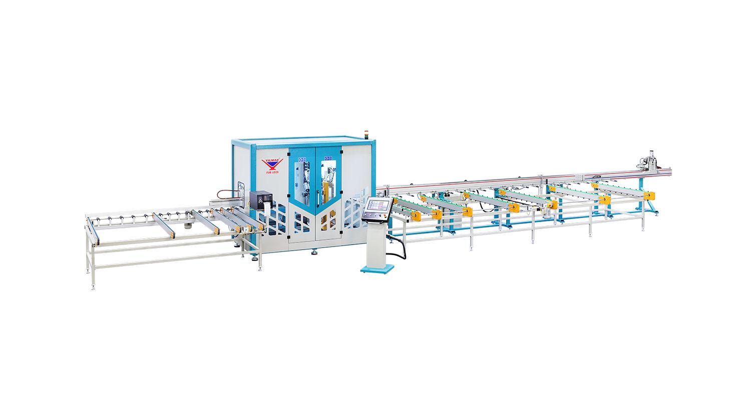 INT PVC window CNC Yilmaz PIM 6508