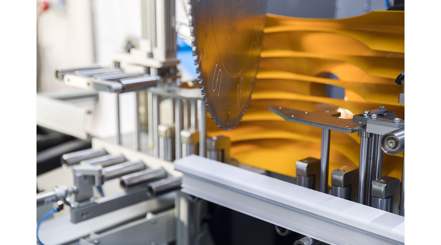 INT PVC window CNC Yilmaz PIM 6509 saw blade