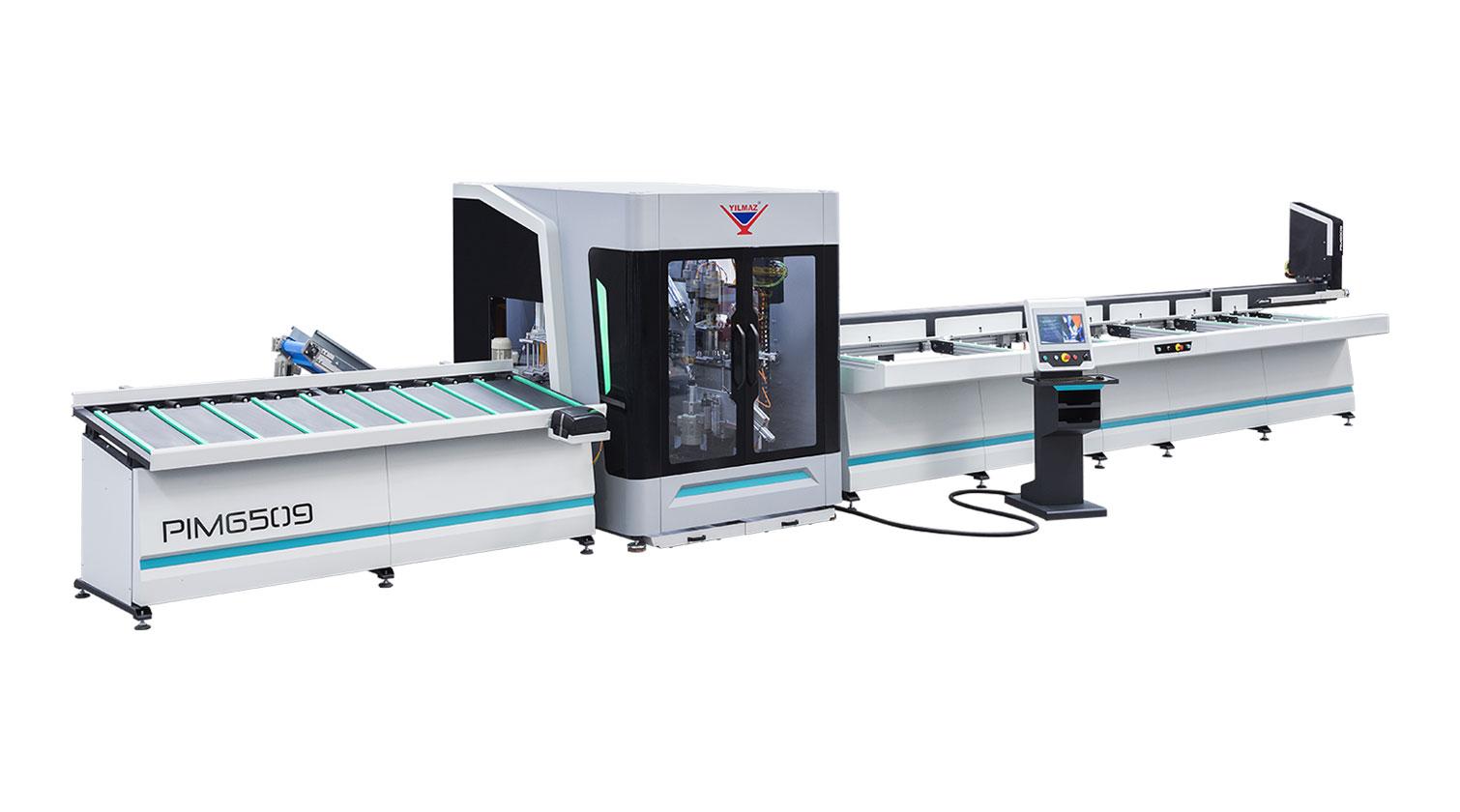 INT PVC window CNC Yilmaz PIM 6509