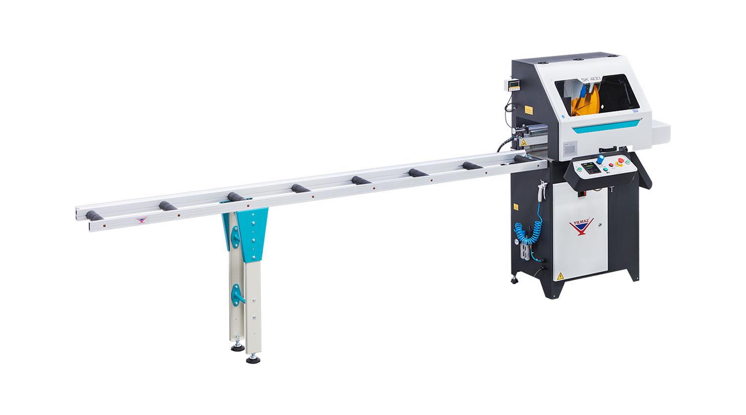 INT aluminum automatic saw Yilmaz SK 400
