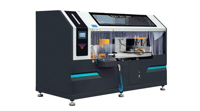 INT aluminum notching saw Yilmaz SNM 560 Thumb