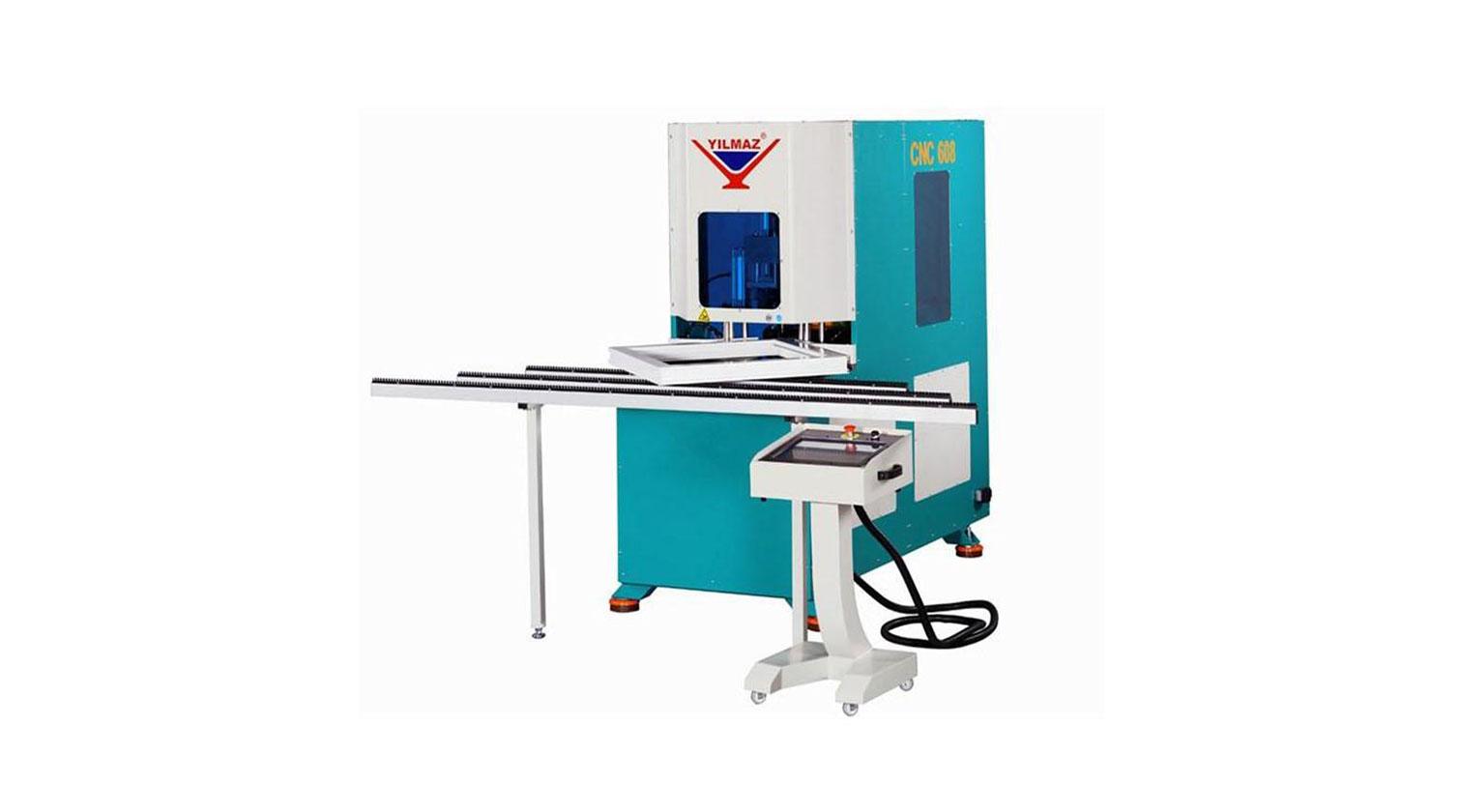 INT pvc corner cleaner Yilmaz CNC 608