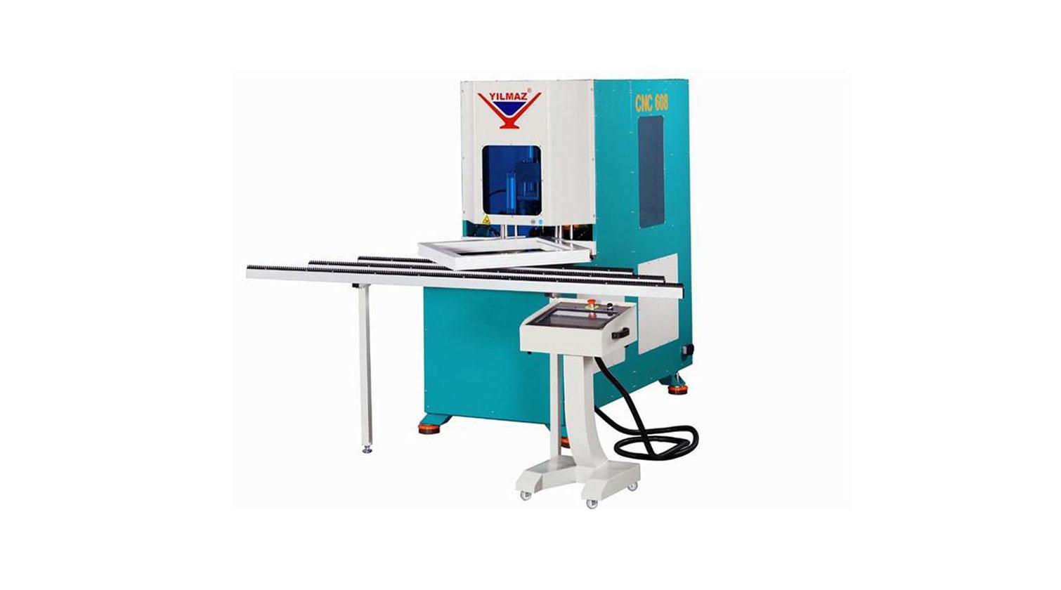 INT pvc corner cleaner Yilmaz CNC 610