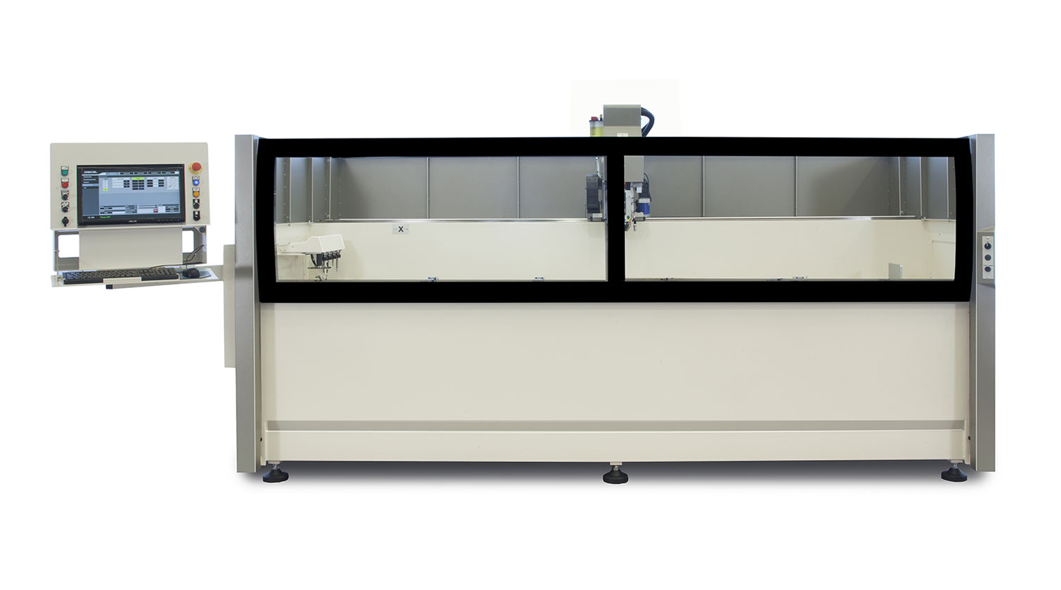 INT aluminum CNC Mecal Aydo 1