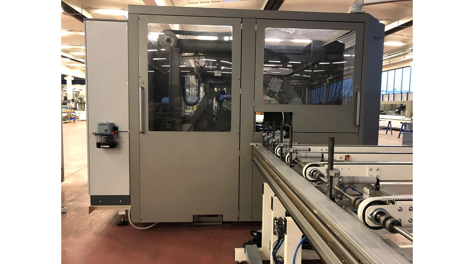 INT aluminum CNC Mecal MC 316 fabrication centre close look c 1