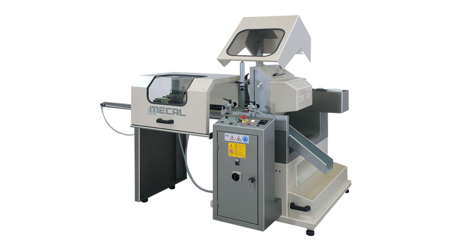 INT aluminum automatic saw Mecal SW 451 NSB