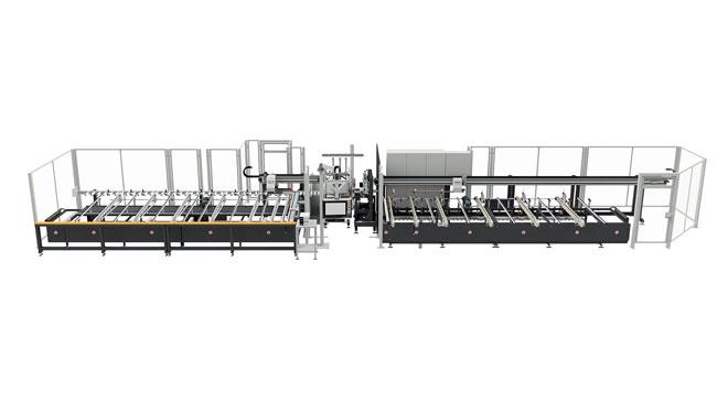 INT aluminum cutting centre Pressta Eisele SW 600 Thumb