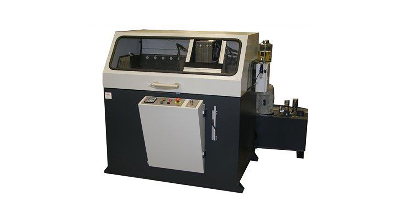 INT aluminum cutting punching centre Pressta Eisele Profilma 501 E ST