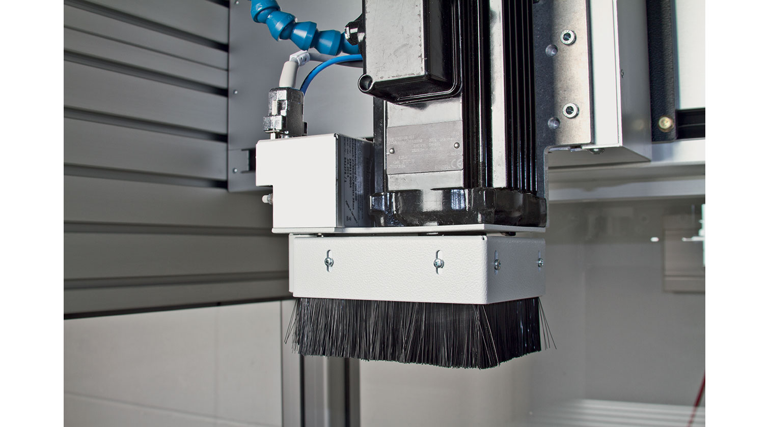 INT CNC Imes Icore EuroMod spindle