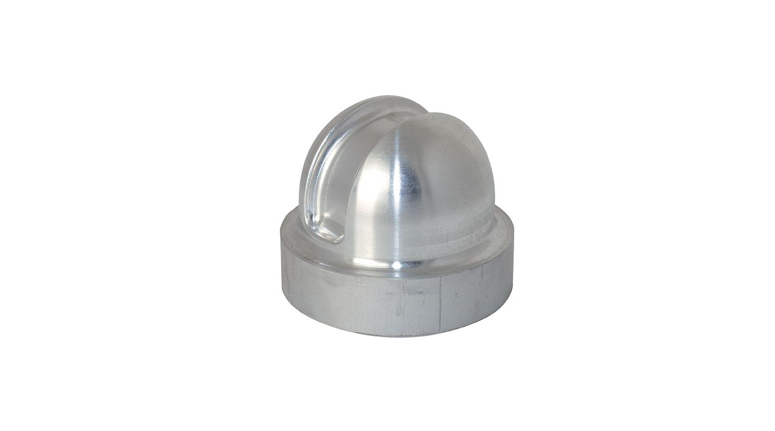 INT micro milling rapid prototyping CNC Imes Icore Premium 1010 aluminum sample