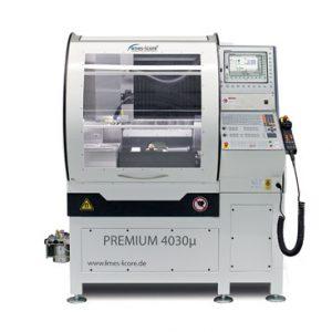 INT micro milling rapid prototyping CNC Imes Icore Premium 4030µ Thumb
